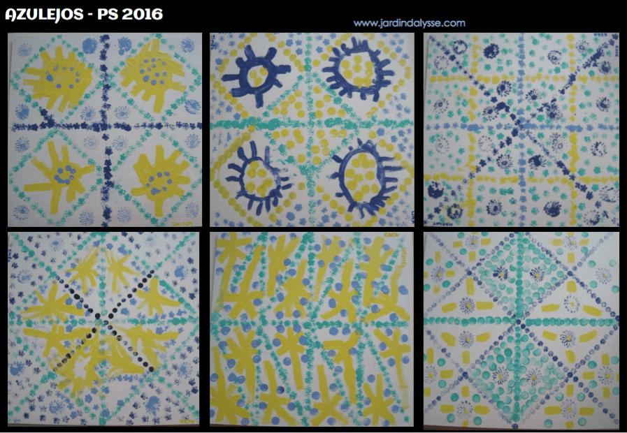 Azulejos 2016