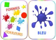 imagier formes et couleurs