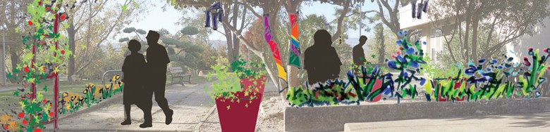 le jardin des hetres, paysagiste: nous réalisons ensemble votre jardin therapeutique, grace à des ateliers de jardinage