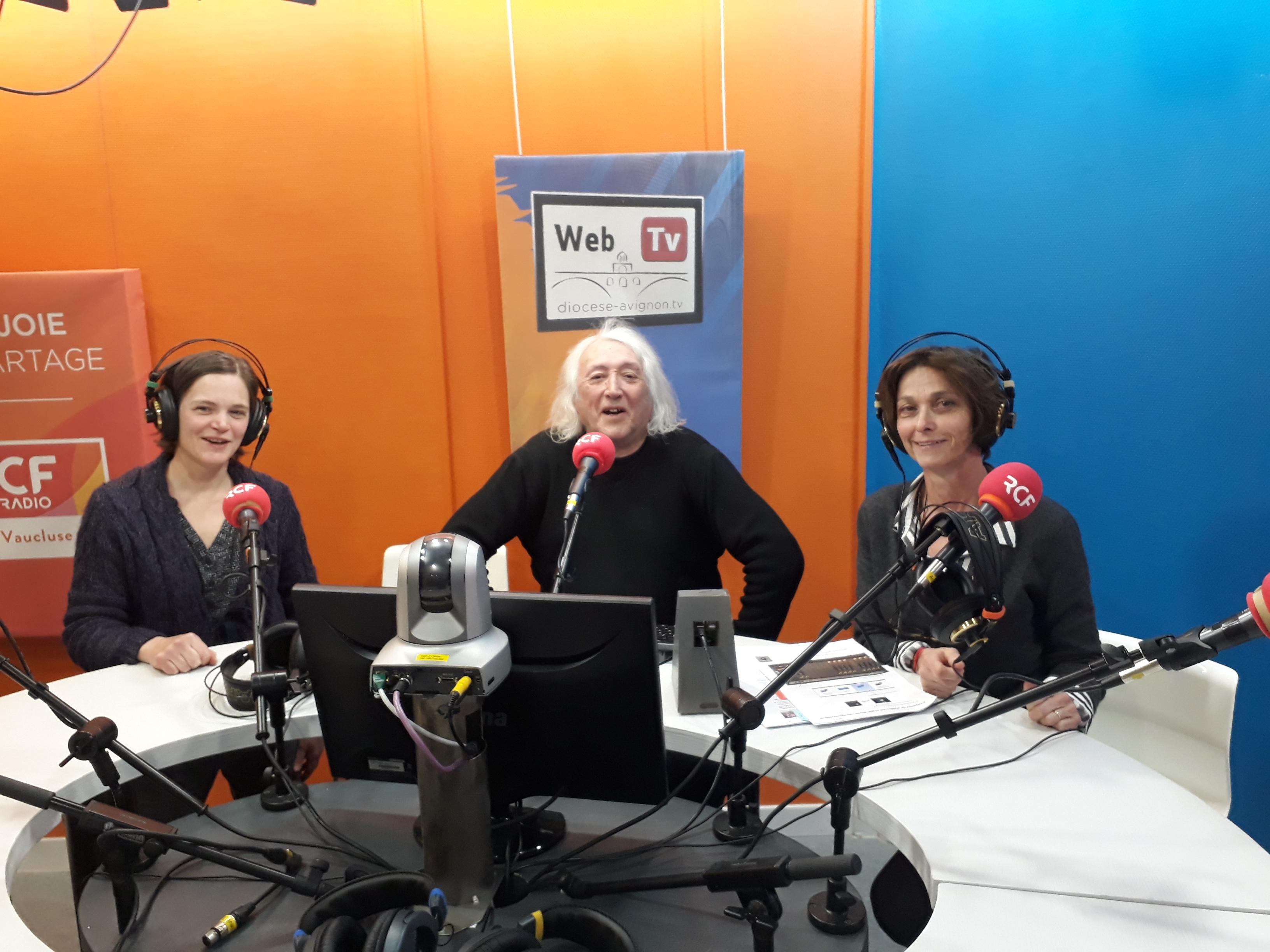 Radio : Emission Equateur sur le thème des jardins thérapeutiques