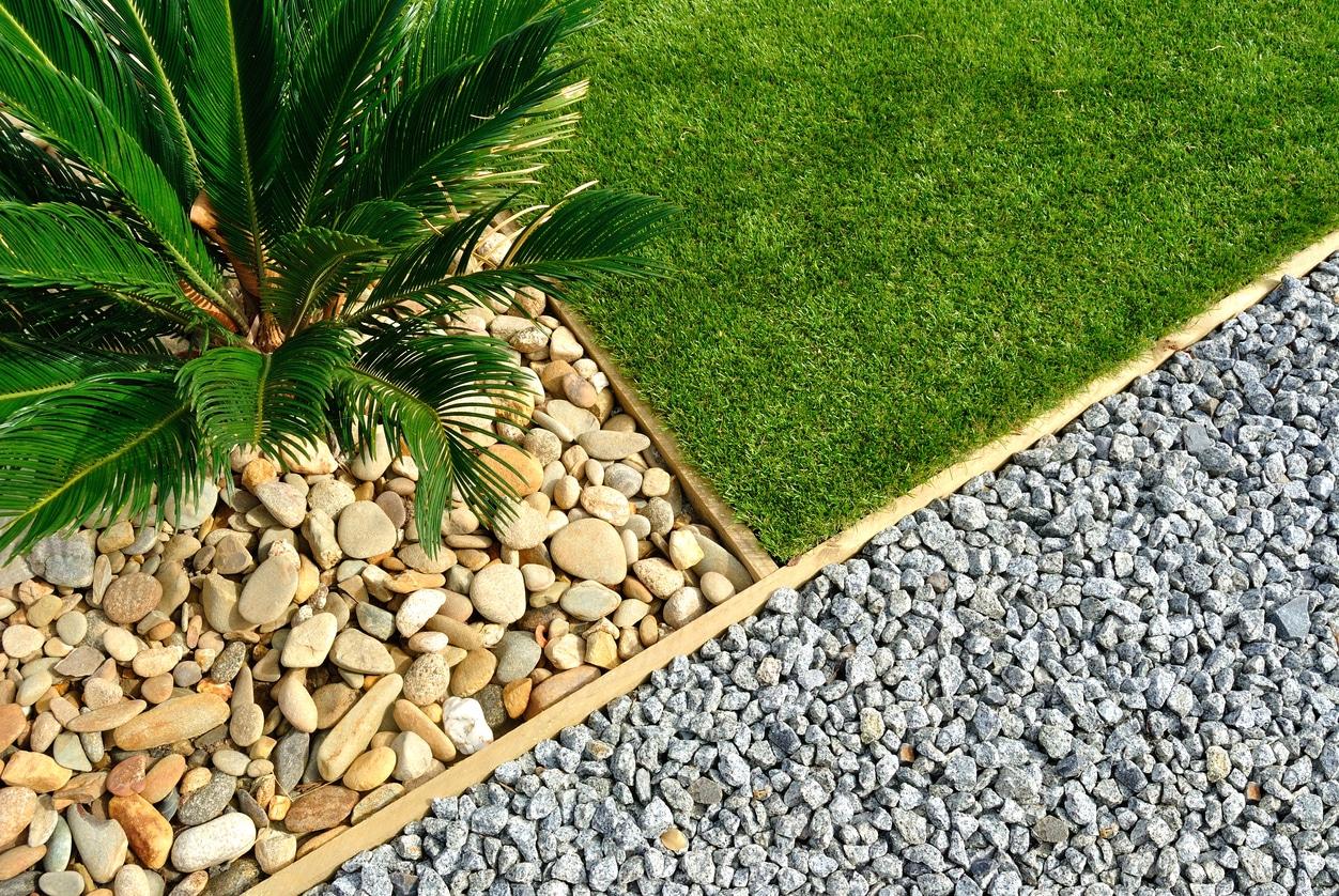 7 Idees De Bordures Pour Delimiter Votre Jardin Jardiner Facile