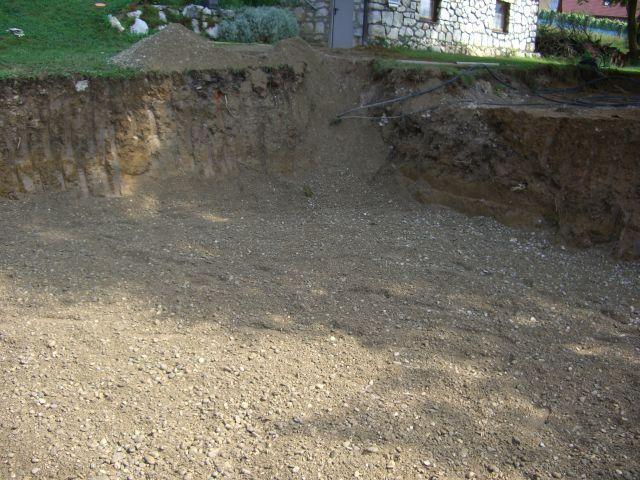 excavación-drenaje