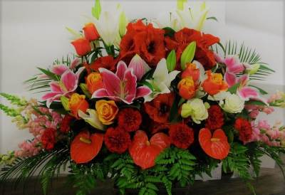 perigny-garden-creation de bouquet - fleuriste val de marne (38)