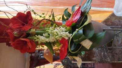 perigny-garden-creation de bouquet pour entreprise -restaurant 2