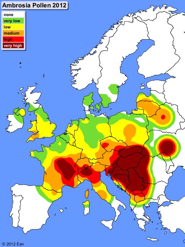 20170525C European Aeroallergen Network