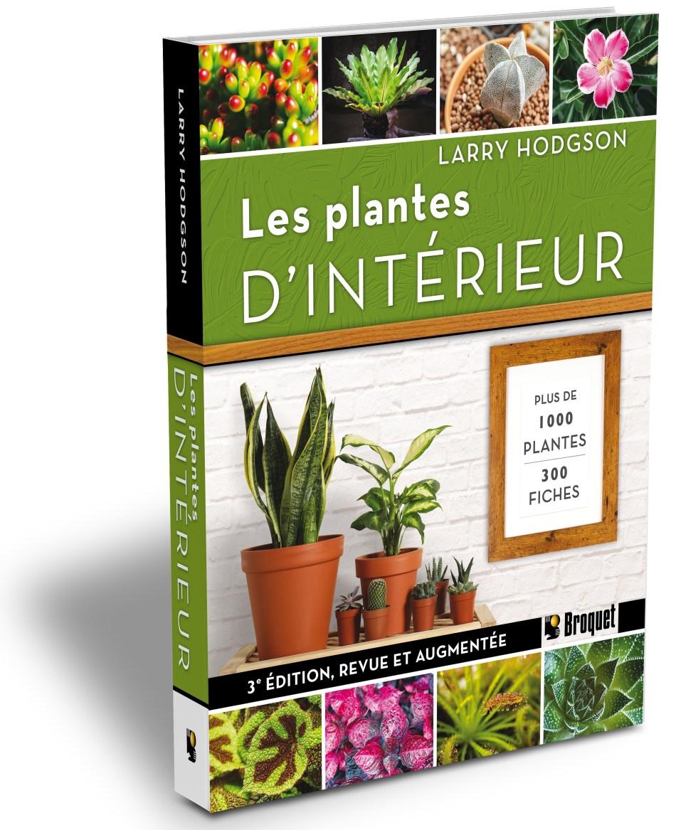 Livre Les plantes d'intérieur