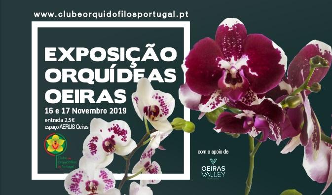 3ª Exposição de Orquídeas de Oeiras