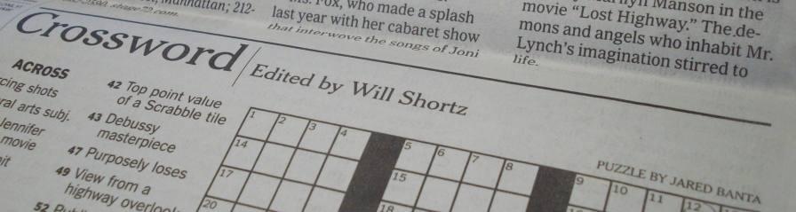NY Times Byline