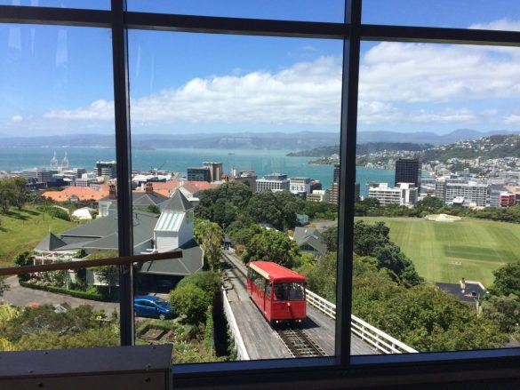 Wellington: Exploring the southern-most Capital