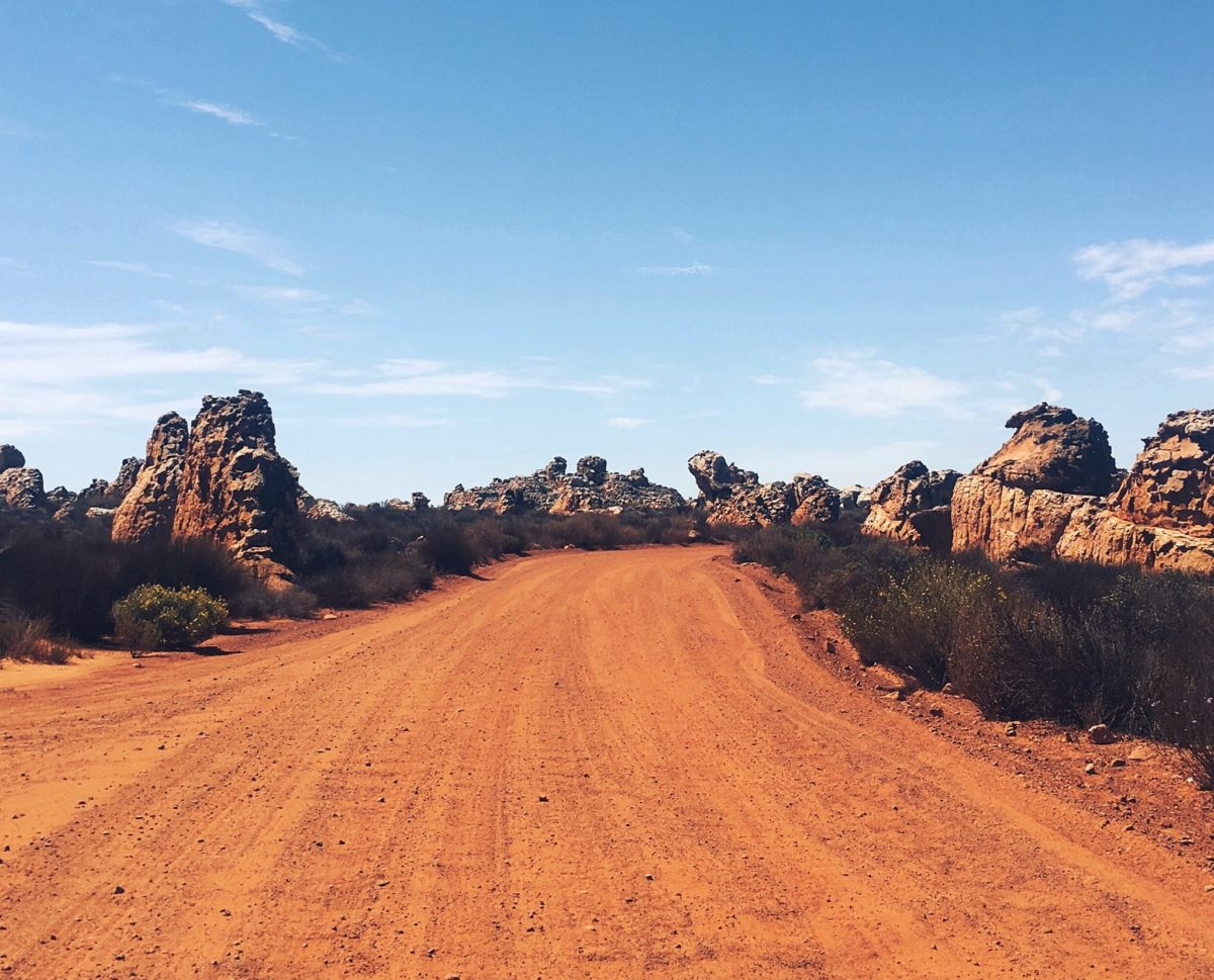 The Secrets of the Cederberg: SA's under-rated Geoheritage and Geotourism Site