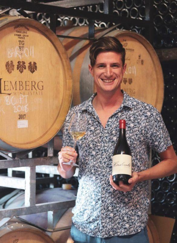 Lemberg Wine