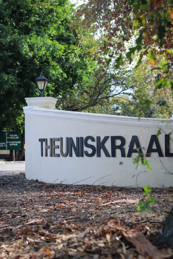 theuniskraal wine farm
