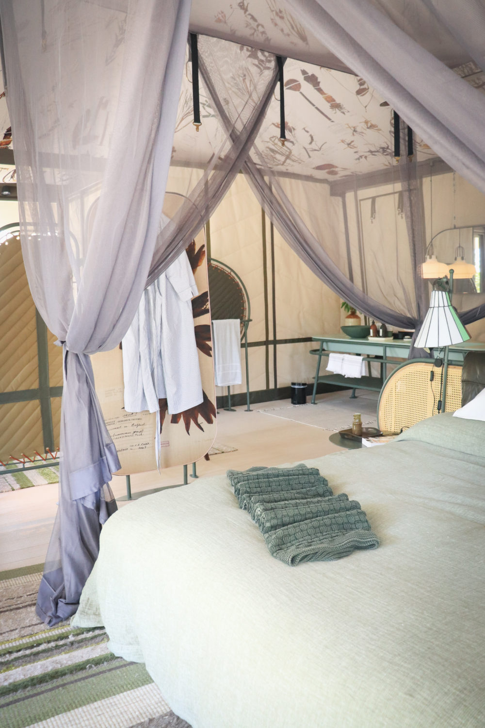 Meet Saseka: South Africa's Beautiful Tented Camp