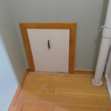 The finished door