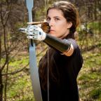 People with prosthetic limbs can be actors too. Just ask Hollywood bionic actress Angel Giuffria.