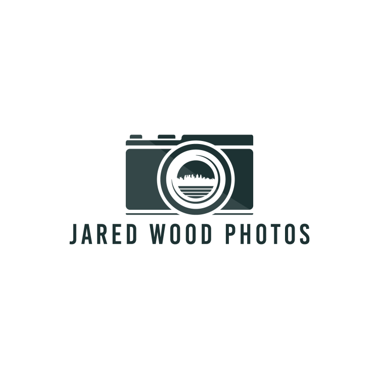 Jared Wood Photos Logo (PNG)