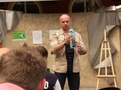 """Wykład """"Euro 2012"""" w Wyższej Szkole Humanistyczno-Ekonomicznej w Łodzi, 2007"""