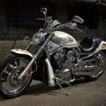Harley-Davidson V-rod 01