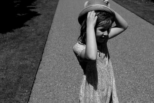 Ania at Regent's Park (4)