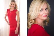 Zaostřeno na oblečení: Červené šaty