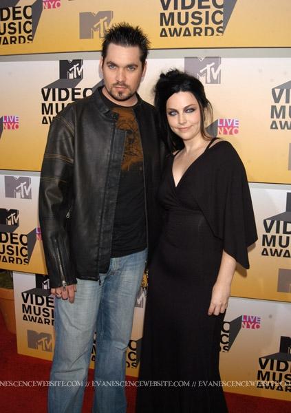 Amy en MTV VMA 06 #4