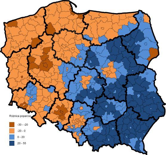 2015p różnica w powiatach 20