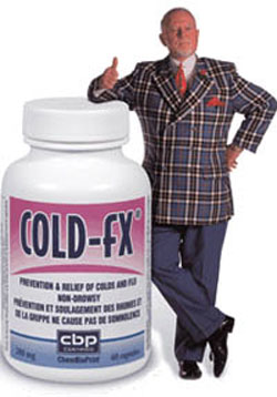 Is cold-fx a scam supplement?
