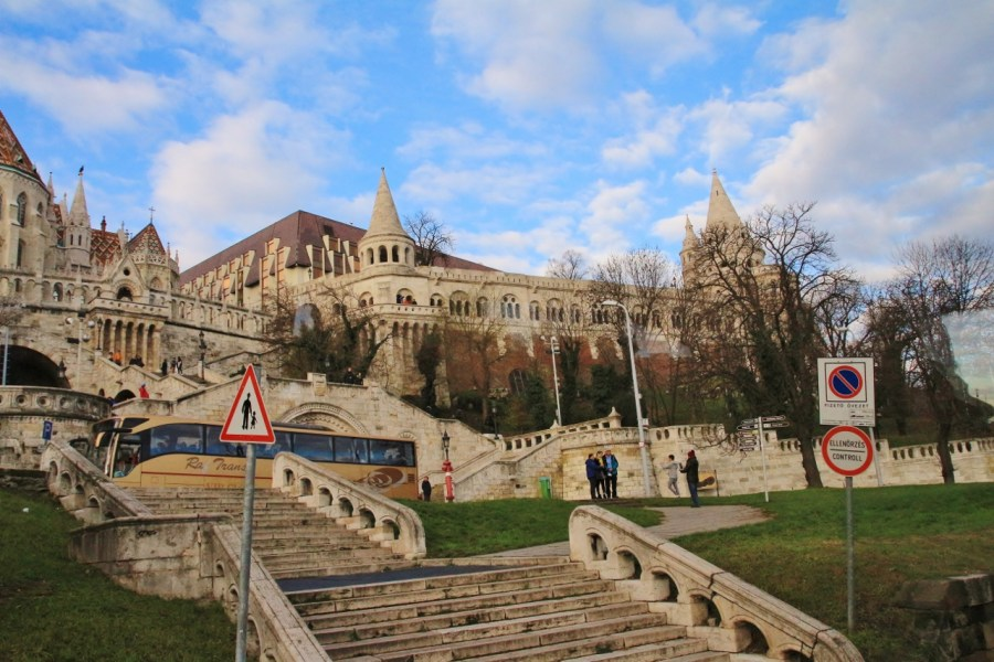 Fishermens's Bastion