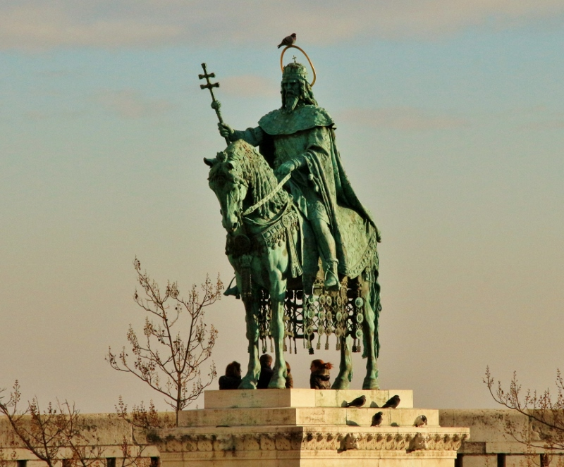 St. Stephen Buda Hungary