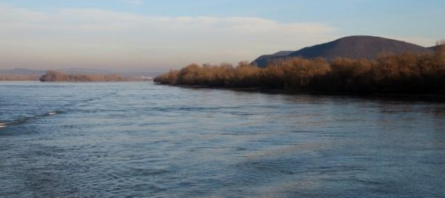 Leaving Visegrad