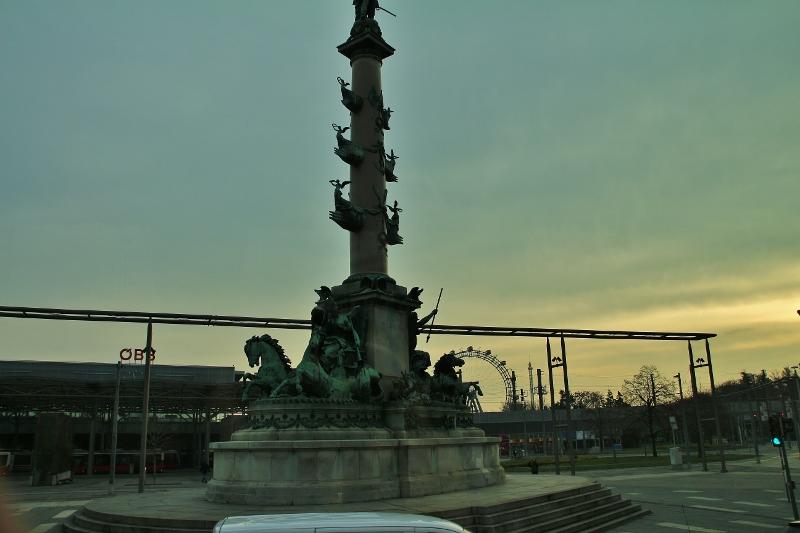 first statue