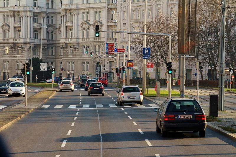 Saturday morning traffic