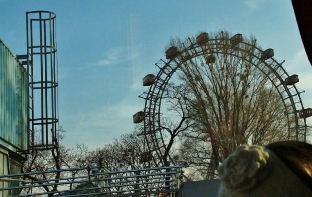 "Wiener Riesenrad (German for ""Viennese giant wheel"")"