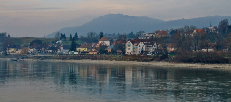 Towns along the Danube