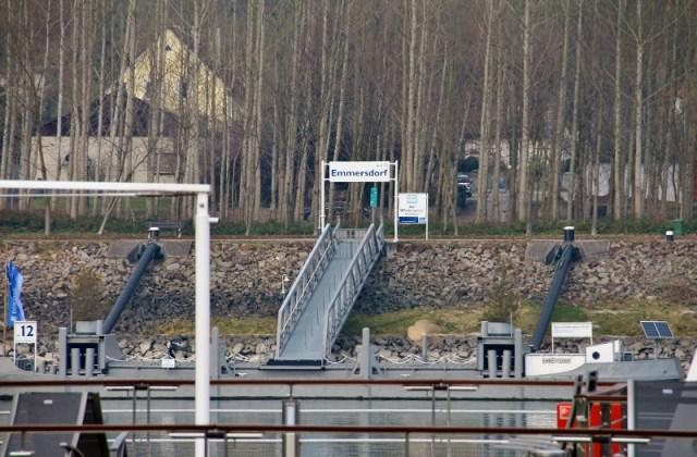 Emmersdorf dock
