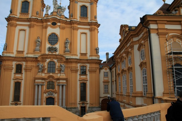 Melk Abbey Church