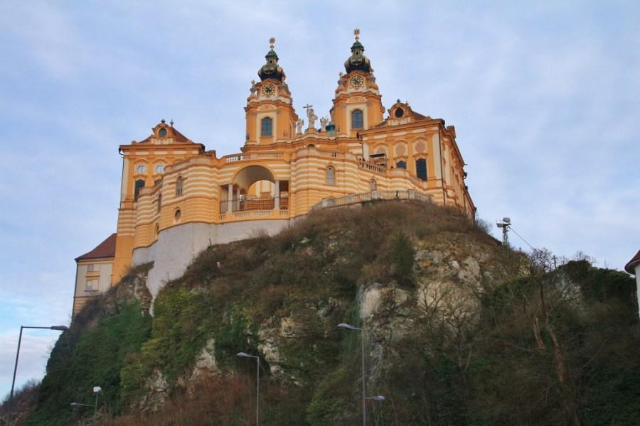 Stift Melk Benedictine Abbey
