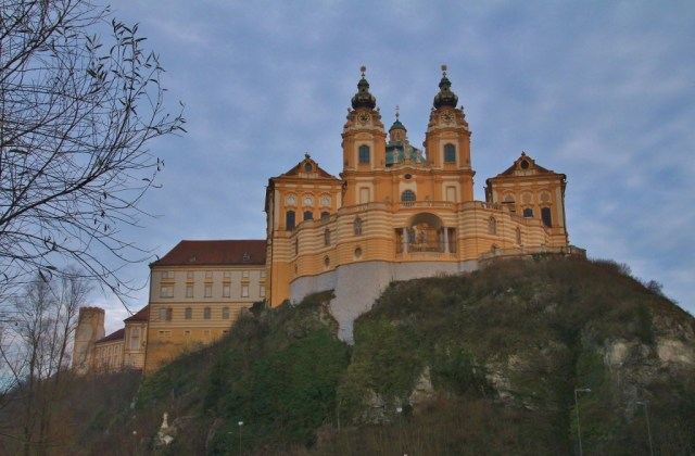 Stift Melk Benedictine Abbey