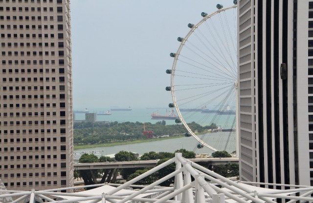 Does every city need a ferris wheel?