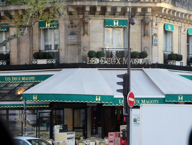 Historic restauarant of Paris.