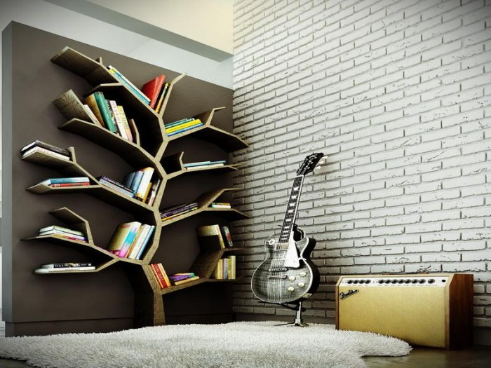 書架bookcase (4)