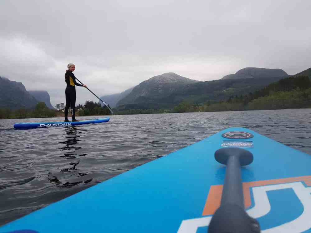 SUP Touren in Norwegen mit JAS-TOURS.DE