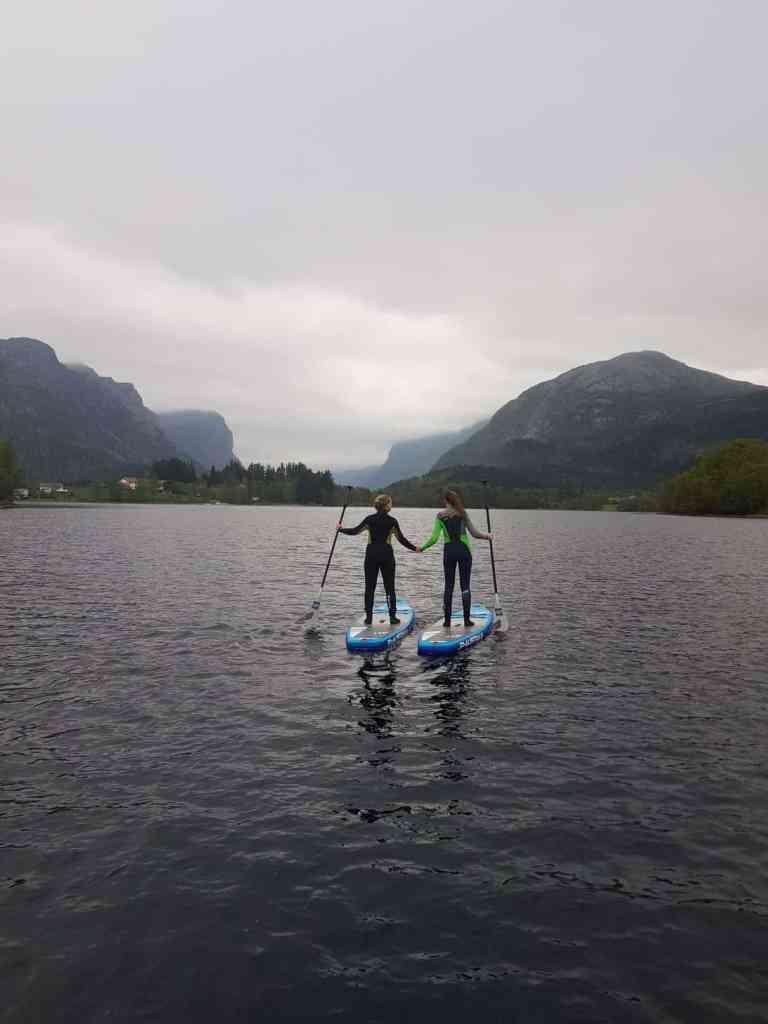 SUP Touren in Norwegen mit JAS-TOURS.DE