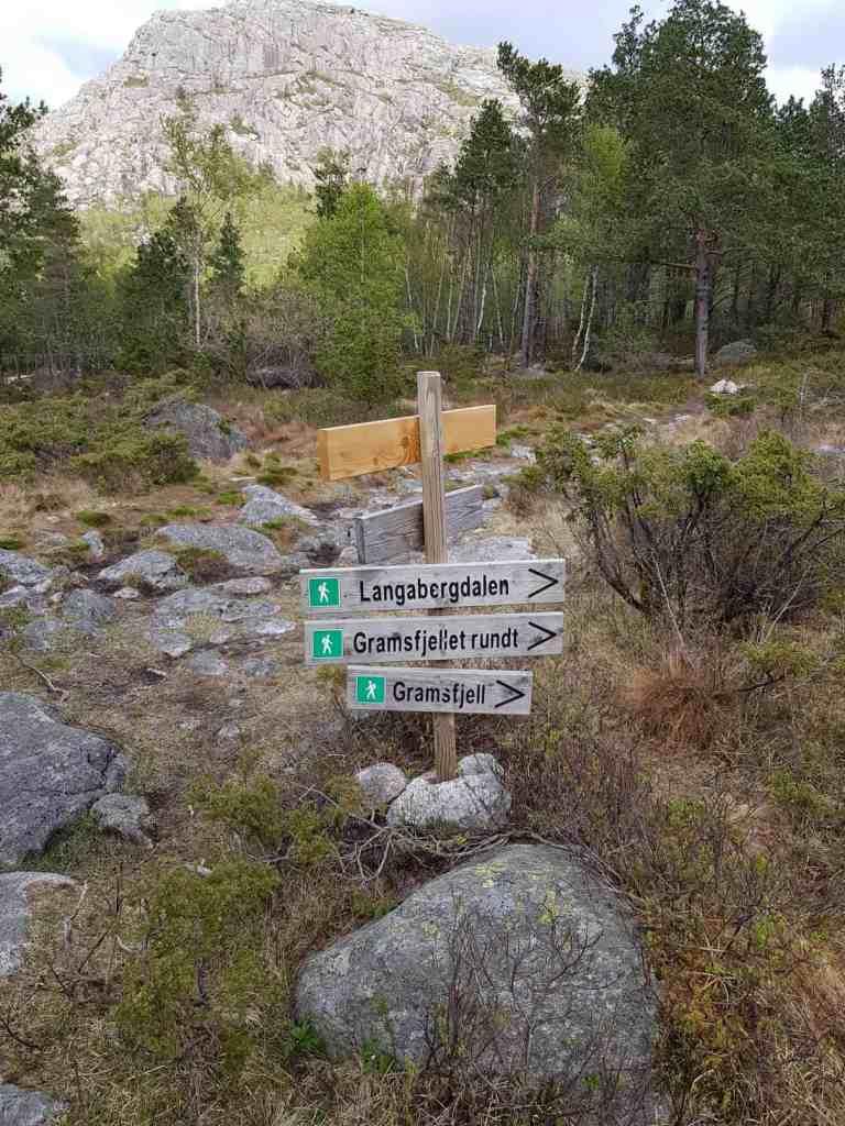 Wanderungen in Norwegen mit JAS-TOURS.DE
