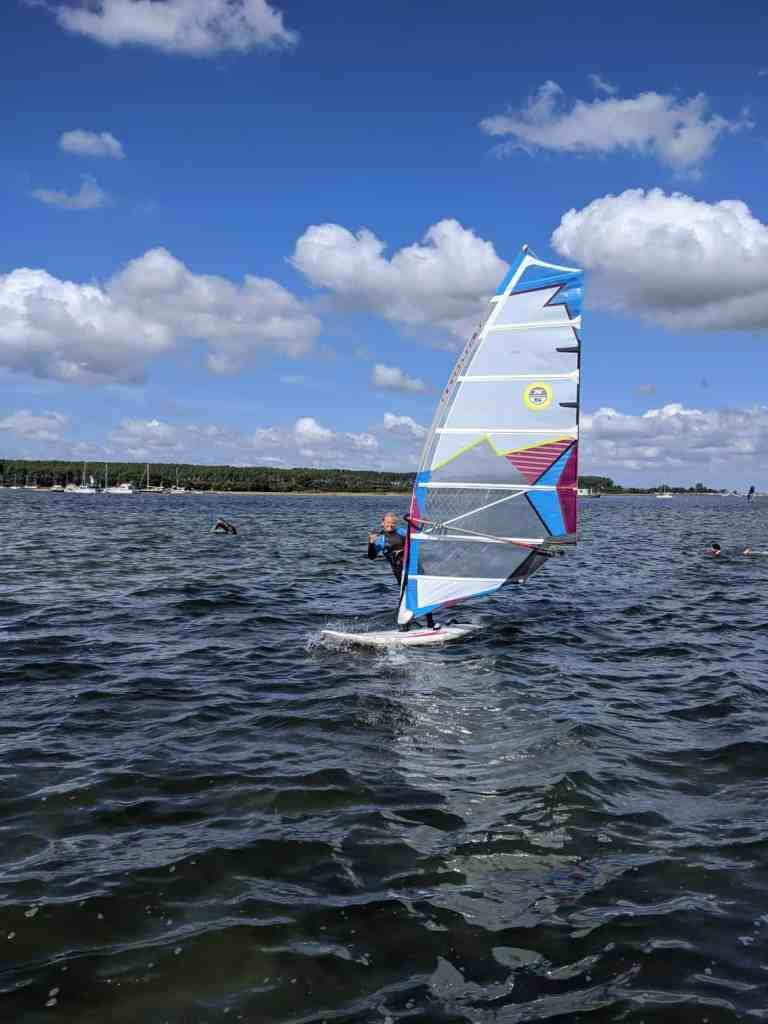 Surfunterricht Holland Surfschule
