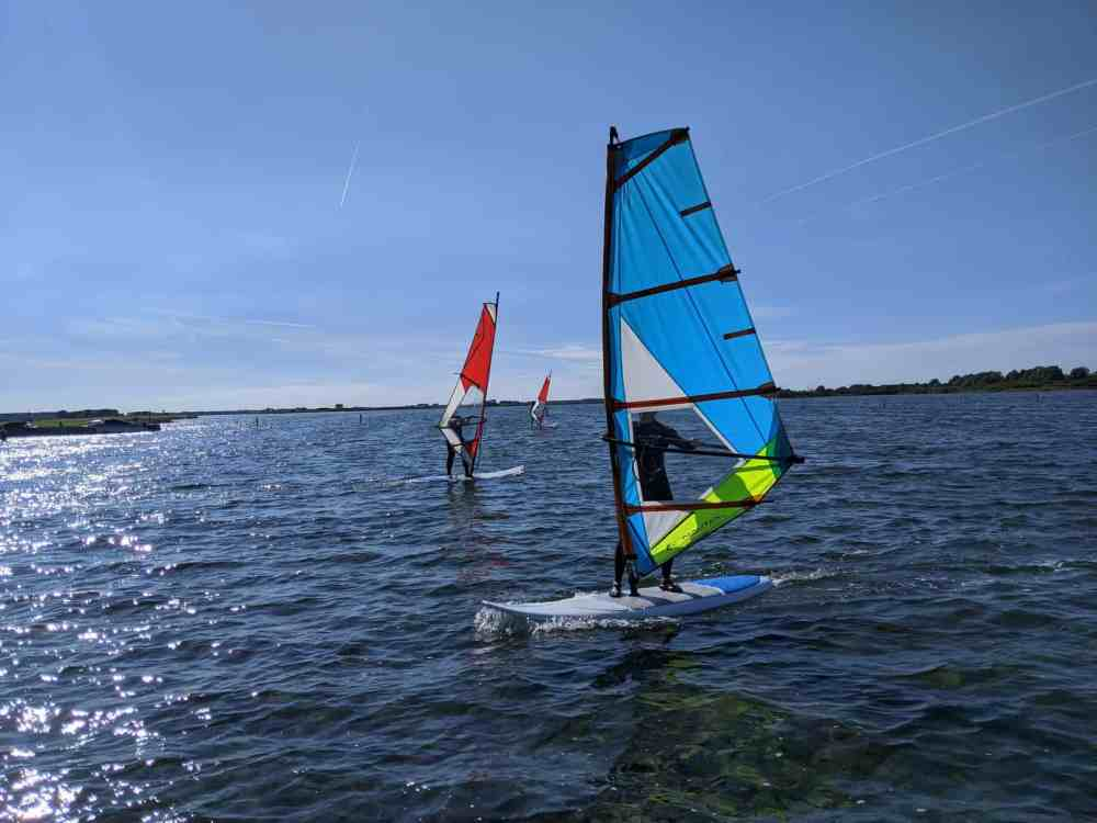Windsurfcamp Holland