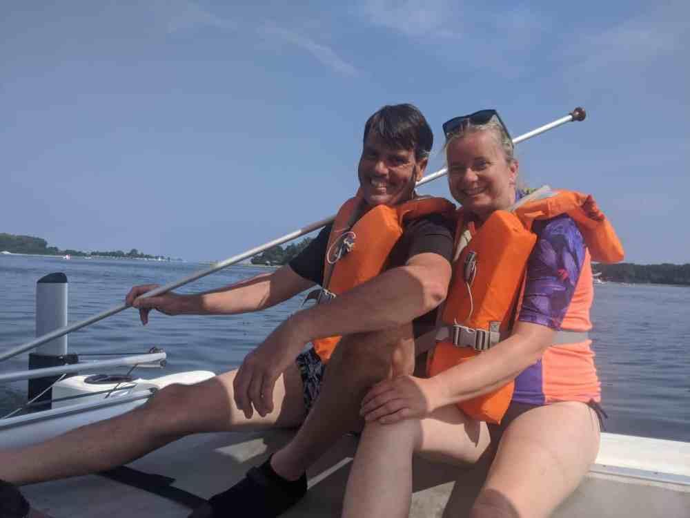 Segeln Holland Veerse Meer