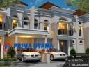 Rumah Classic Ibu Merry di Semarang