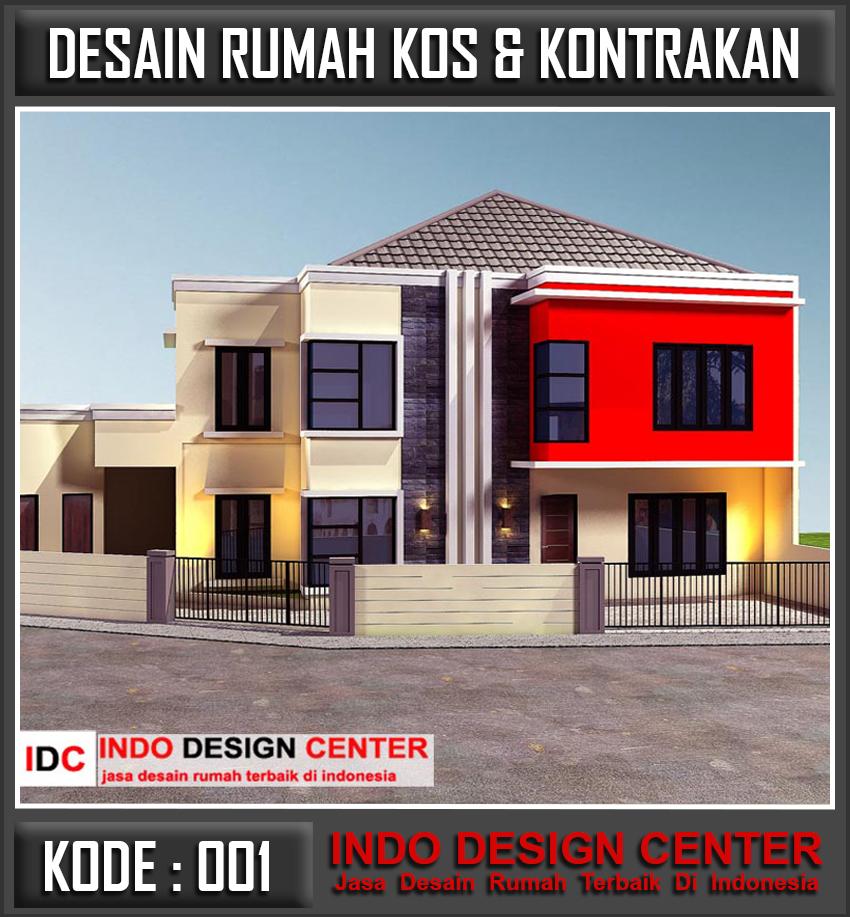 Klik Pada Gambar untuk melihat desain lebih rinci\u2026 & Kumpulan Desain Rumah Kos \u0026 Kontrakan - Jasa Desain Rumah Jakarta ...