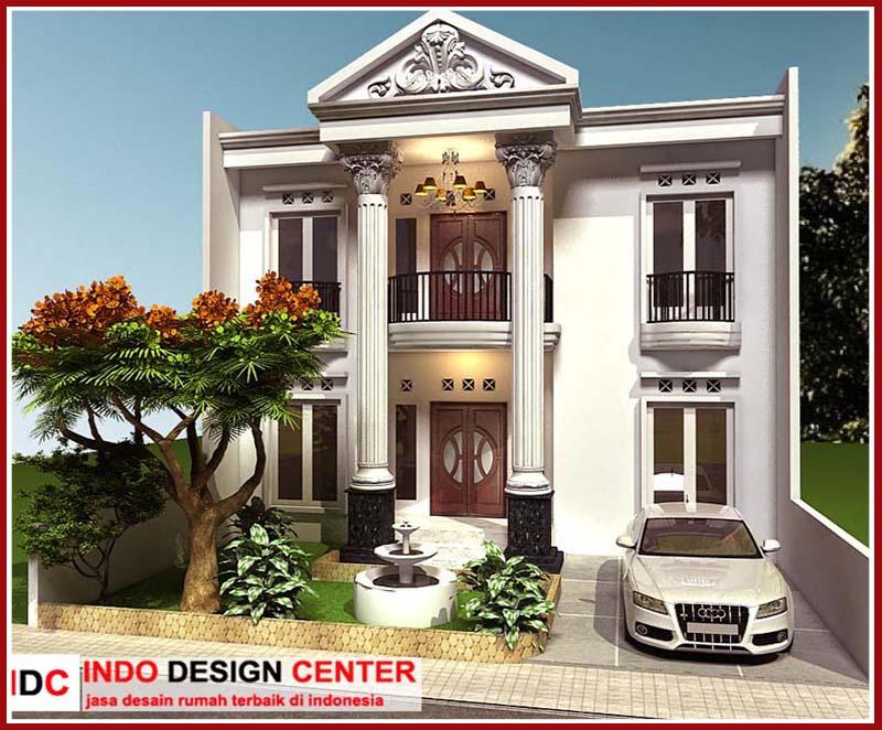 Gambar Desain Rumah Ukuran 8x10